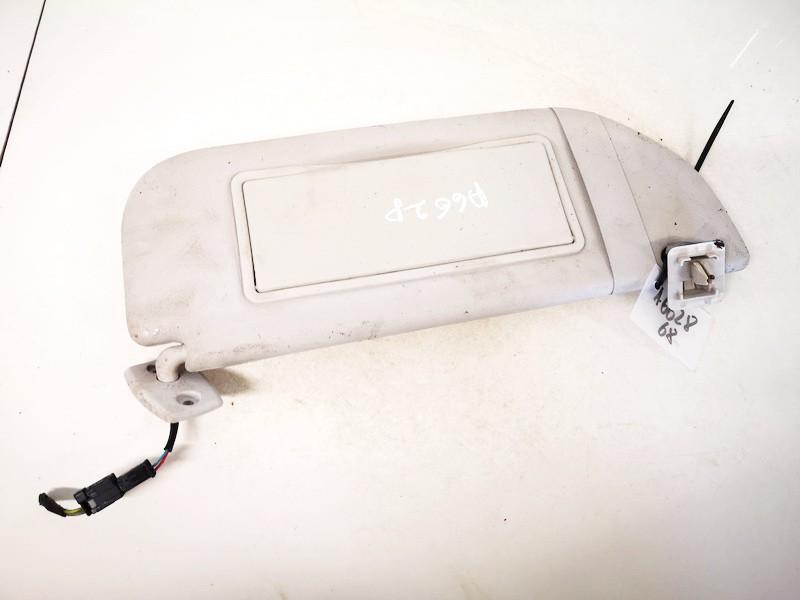 Apsauga nuo saules Citroen C3 2003    1.4 used