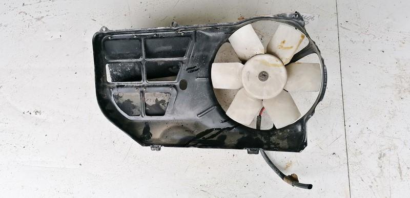 Difuzorius (radiatoriaus ventiliatorius) Audi  80