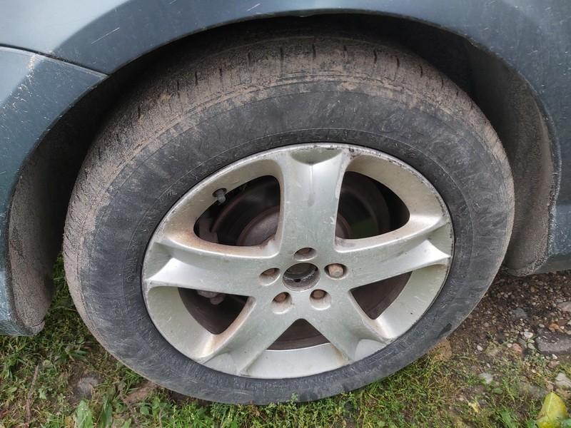 Lietu ratu komplektas R17 Peugeot 407 2005    1.6 used