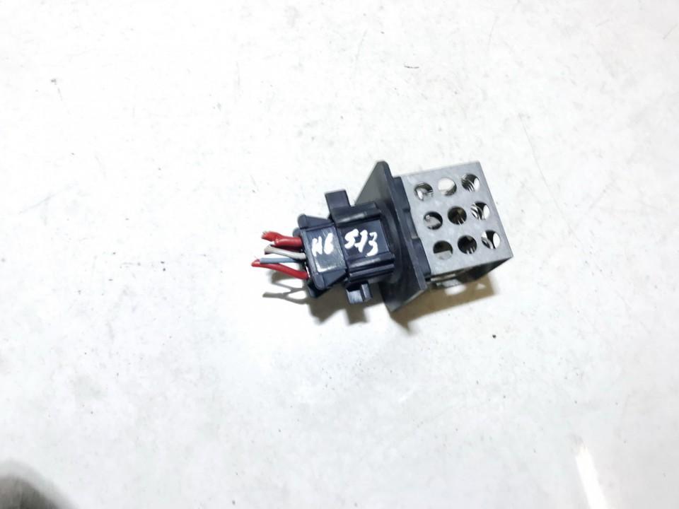 Peciuko reostatas (ezys) (ventiliatoriaus rele) Peugeot 206 2003    1.1 used