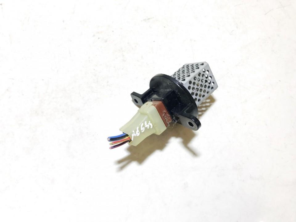 Peciuko reostatas (ezys) (ventiliatoriaus rele) Honda Jazz 2006    1.2 used