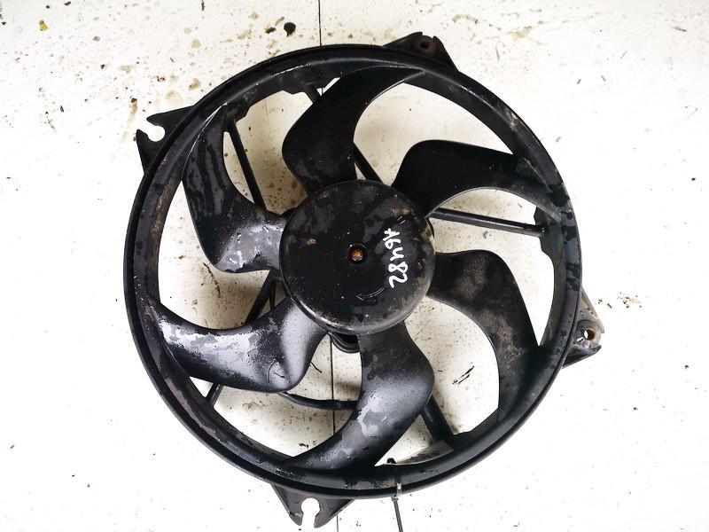 Peugeot  307 Difuzorius (radiatoriaus ventiliatorius)
