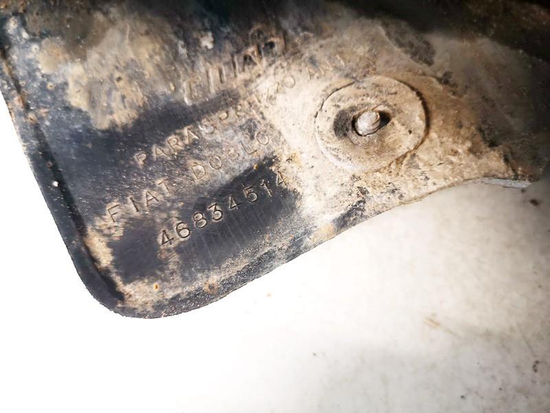 Purvasargiai P.K. Fiat Doblo 2007    1.3 46834514