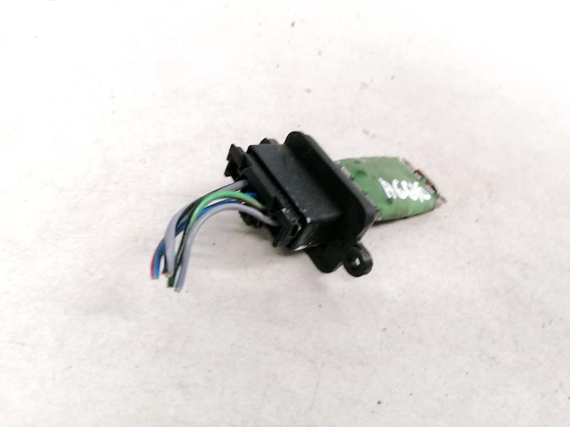 Peciuko reostatas (ezys) (ventiliatoriaus rele) Fiat Doblo 2007    1.3 USED