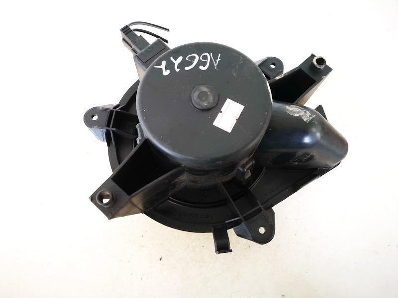 Salono ventiliatorius Fiat Doblo 2007    1.3 141730600