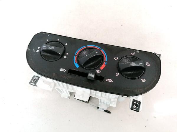 Peciuko valdymas Fiat Doblo 2007    1.3 USED