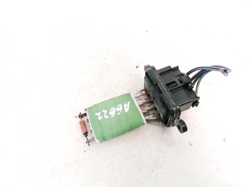 Peciuko reostatas (ezys) (ventiliatoriaus rele) Fiat Doblo 2007    1.3 B837