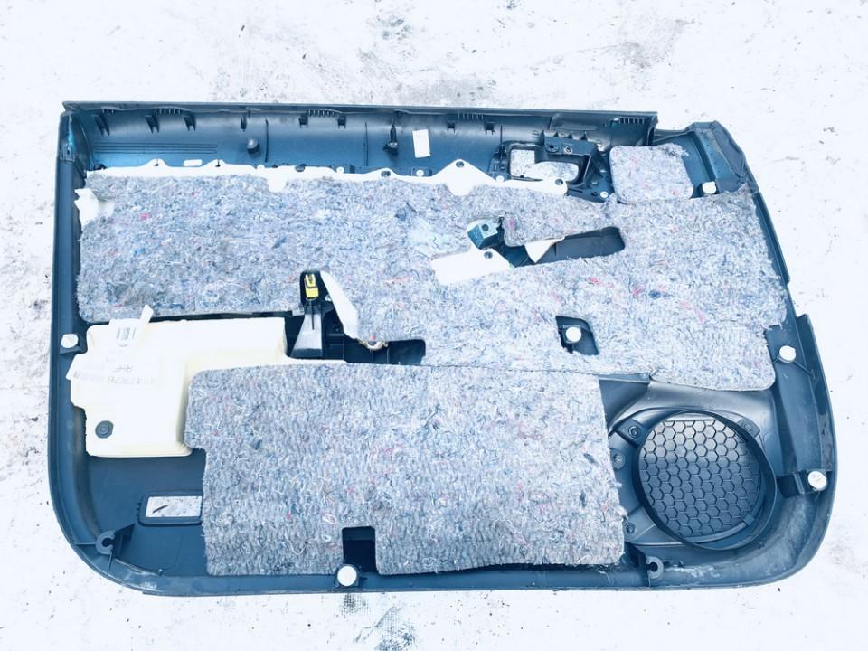 Duru apmusimas (apdaila-absifkes)  P.D. Toyota Avensis 2007    2.0 444fr76