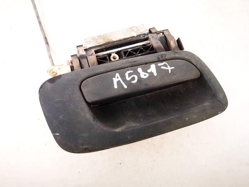Duru isorine rankenele G.D. Opel Zafira 2000    2.0 gm712