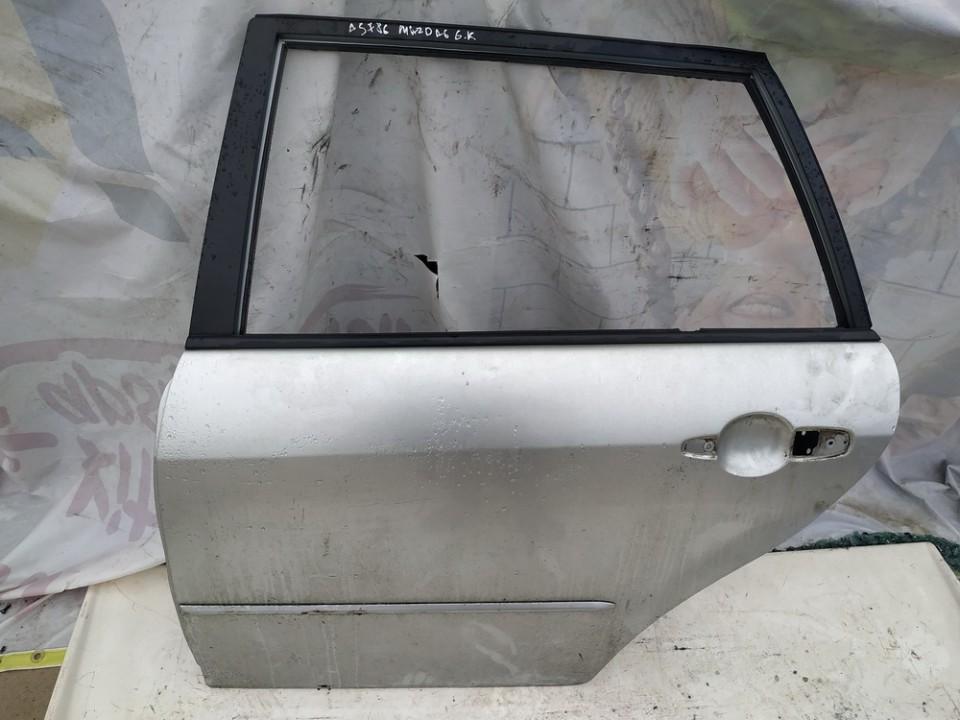 Durys G.K. Mazda 6 2003    2.0 used