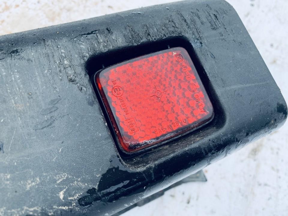 Bamperio atsvaitas G.D. Fiat Doblo 2007    1.3 used