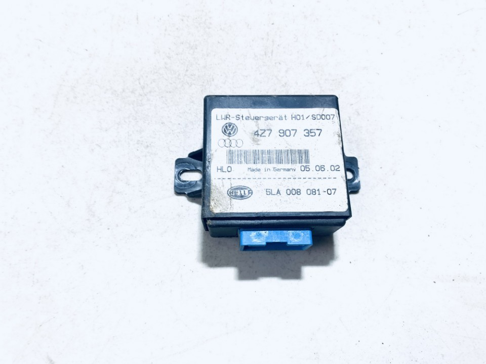 Sviesu valdymo blokas Audi A6 2002    2.5 4z7907357