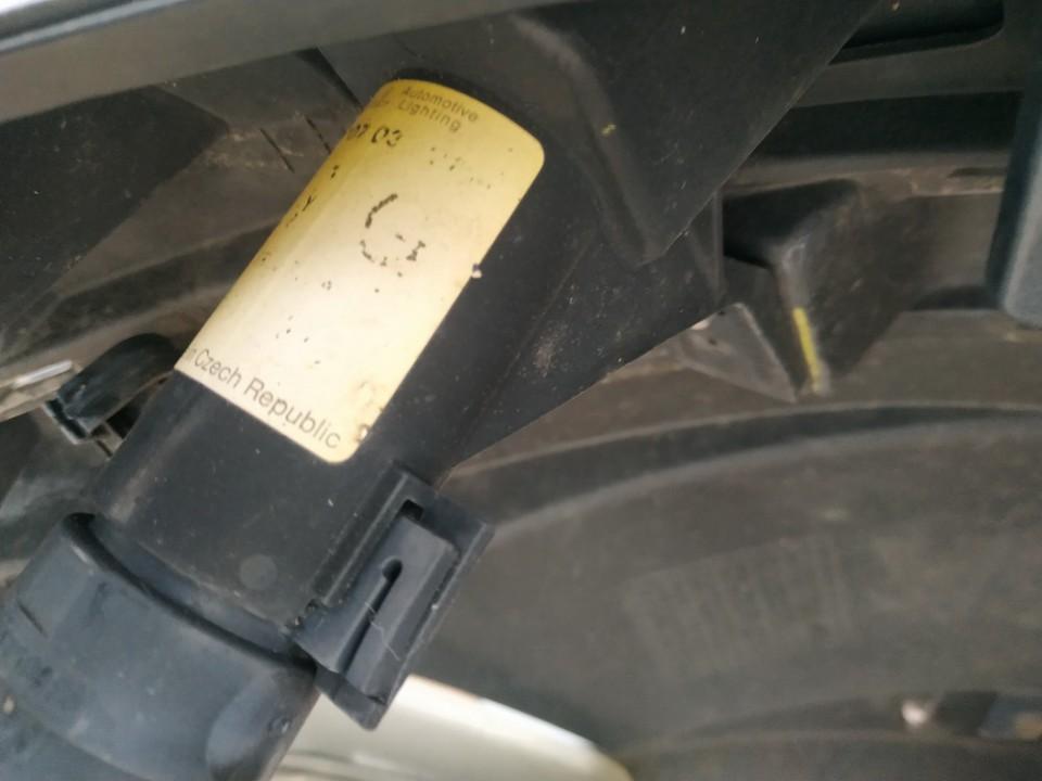 Zibintu apiplovejas P.K. Peugeot 407 2005    2.0 used