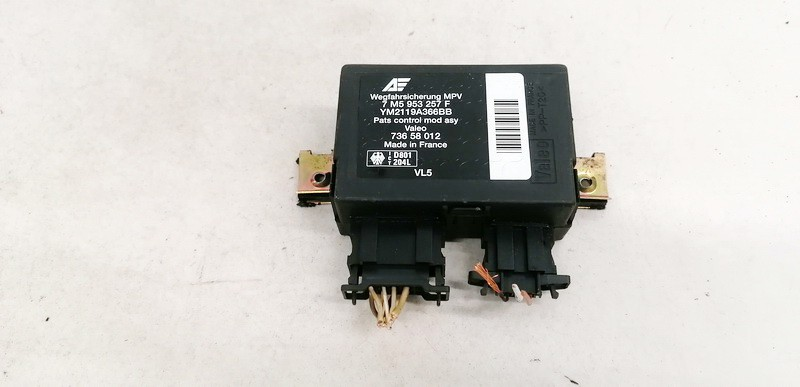 Immobiliser ECU Ford Galaxy 2001    1.9 7M5953257F