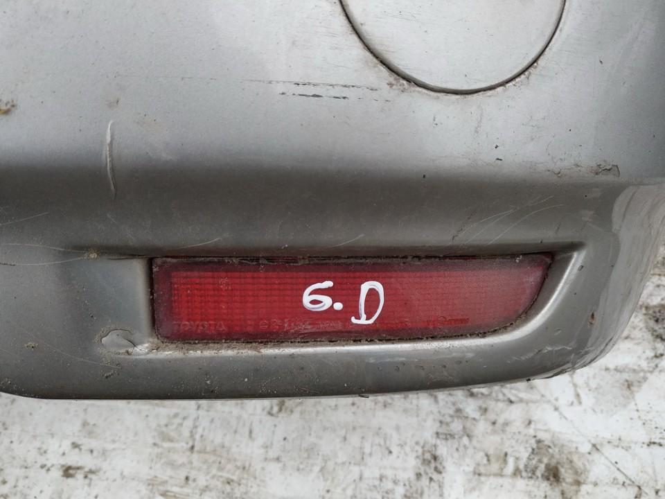Bamperio atsvaitas G.D. Toyota Avensis Verso 2002    2.0 used