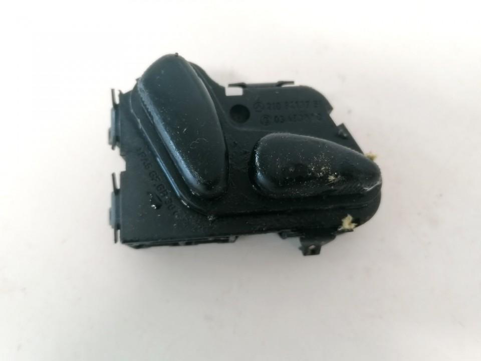 Sedynes kontroles mygtukas Mercedes-Benz C-CLASS 2002    0.0 2108213751