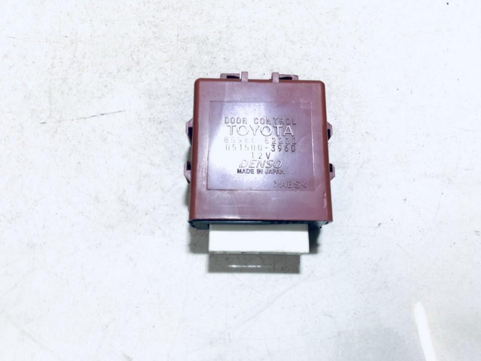 Duru valdymo blokelis Toyota Yaris 2004    1.4 8598052220