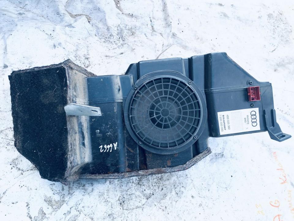 Loudspeaker (Subwoofer) Audi A6 2002    2.5 4b9035382