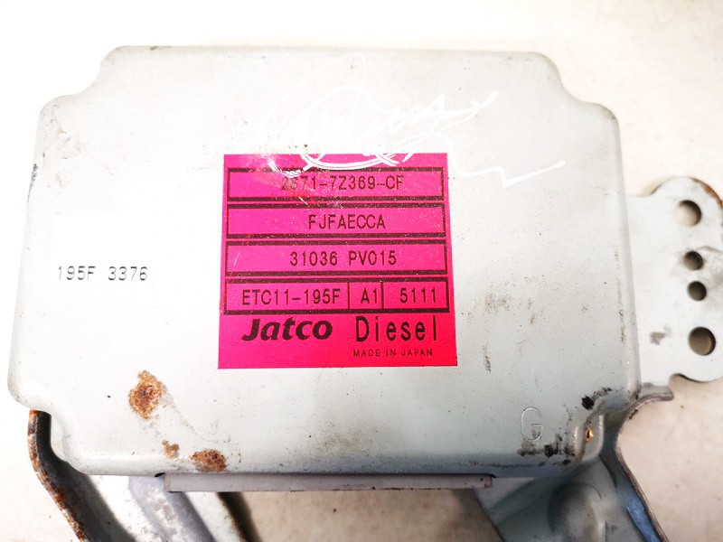 Transmission Computer Gearbox Ford Mondeo 2005    2.0 2s717z369cf