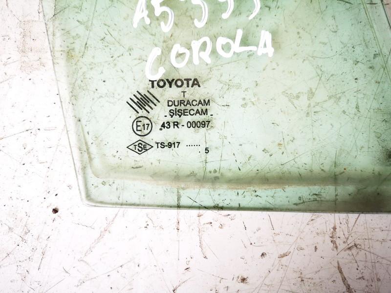 Duru fortkute P.D. Toyota Corolla Verso 2005    2.0 used