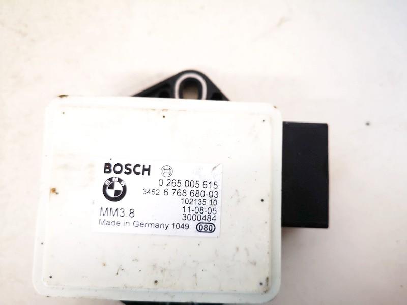 Esp Accelerator Sensor (ESP Control Unit) BMW 5-Series 2005    0.0 0265005615
