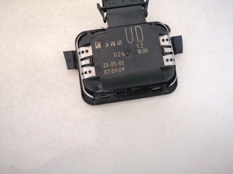 Stiklo lietaus daviklis Pr. Opel Signum 2003    2.2 24456427