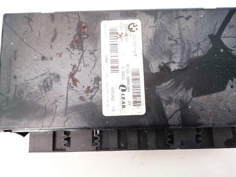 Sviesu valdymo blokas BMW 5-Series 2005    0.0 6135698536401