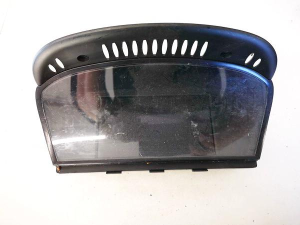 Navigacijos ekranas BMW 5-Series 2005    0.0 65826945661