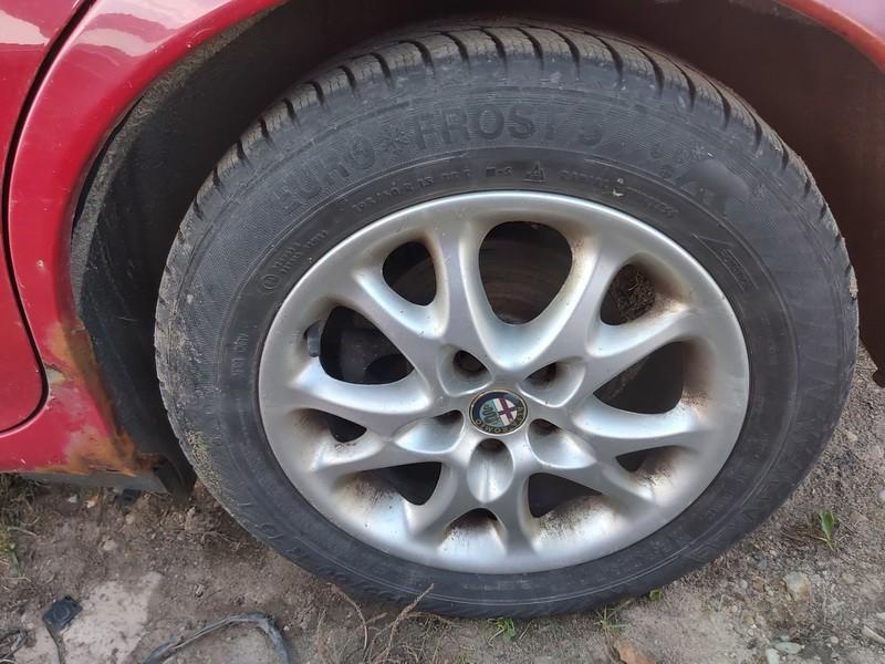 Lietu ratu komplektas R15 Alfa-Romeo 147 2002    1.6 used