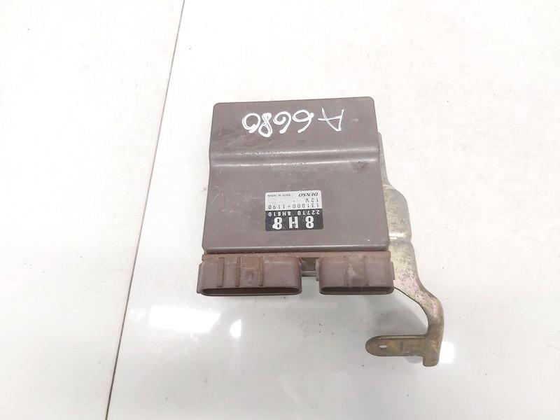 Kuro purkstuku valdymo blokas (kompiuteris) Nissan X-Trail 2003    2.2 227108h810