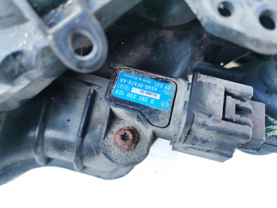 Air Pressure MAP Sensor Manifold Boost Mazda 3 2006    2.0 0261230123