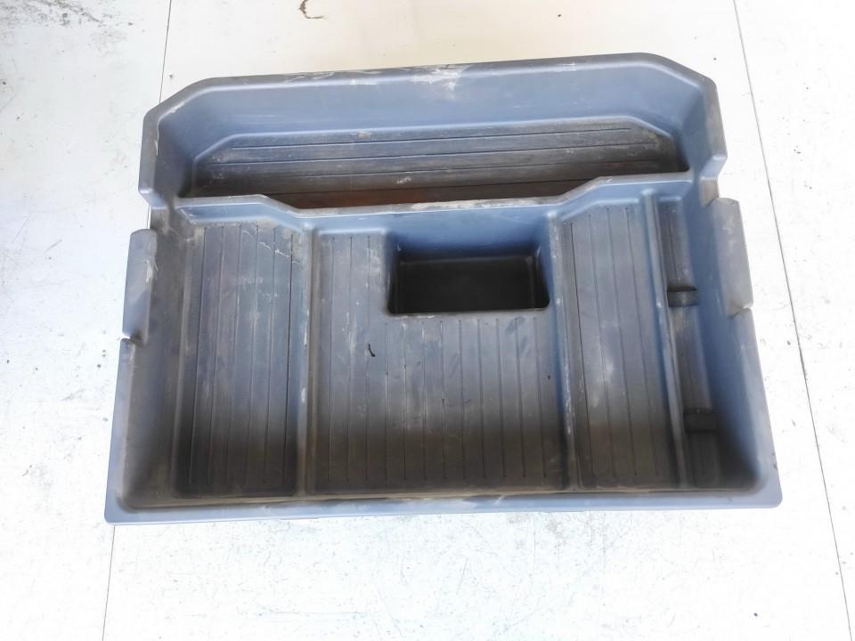 Spare wheel baggage dose (plastic bag) Kia Carens 2005    2.0 0k2kb688m0