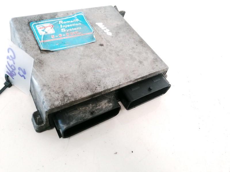 GAS control module (Controller gas system LPG) Volvo S80 2002    2.9 568CYL