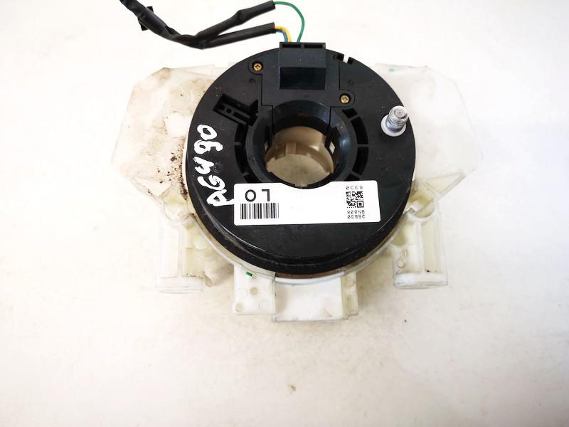 Vairo kasete - srs ziedas - signalinis ziedas Nissan Almera 2006    1.5 25560bn808