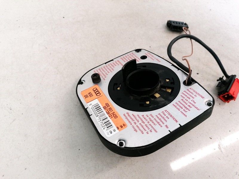Vairo kasete - srs ziedas - signalinis ziedas Audi A4 1996    1.6 4D0951543D