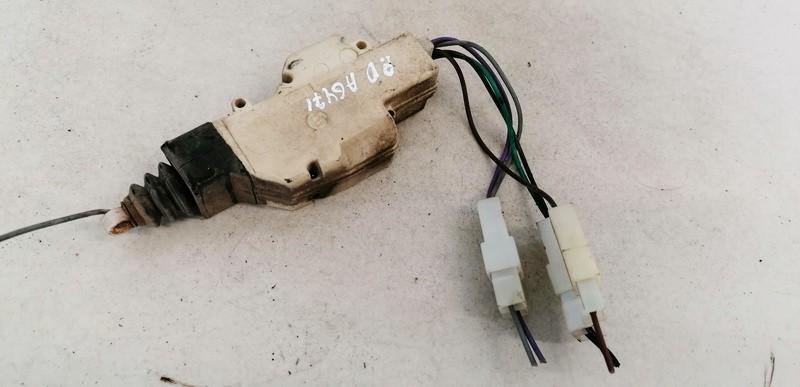 Kuro bako dangtelio varikliukas (uzrakto varikliukas) Fiat Croma 2007    0.0 B805