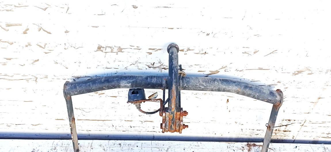 Tow bars Skoda Fabia 2000    1.9 used
