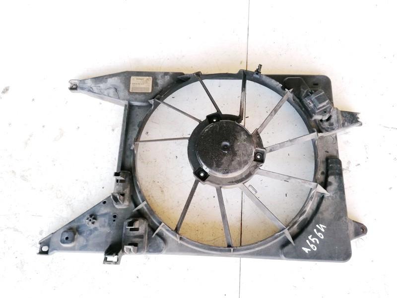 Difuzoriaus remas (ventiliatoriaus remas) Dacia Sandero 2009    1.6 8200765566