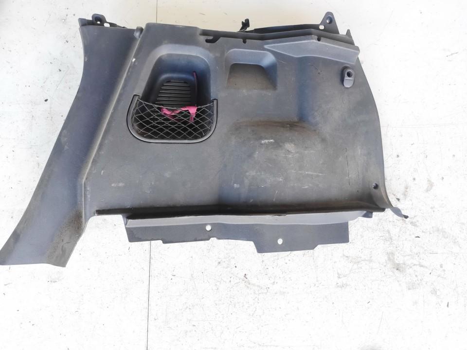 Bagazines vidine apdaila Opel Meriva 2003    1.6 13122015