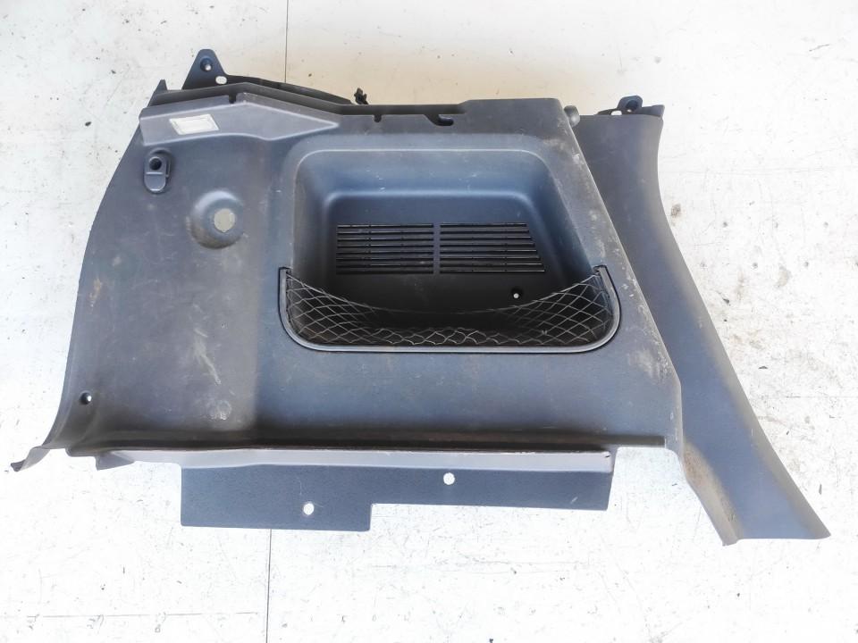 Bagazines vidine apdaila Opel Meriva 2003    1.6 13122014