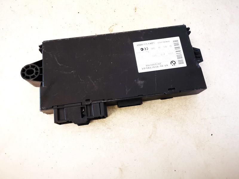 General Module Comfort Relay (Unit) BMW 5-Series 2008    2.0 6135914719501