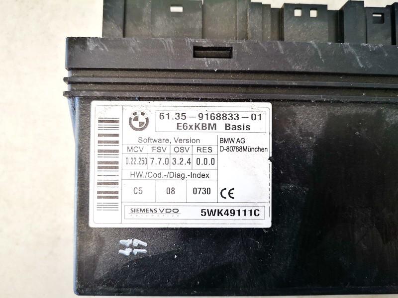 General Module Comfort Relay (Unit) BMW 5-Series 2007    2.5 6135916883301