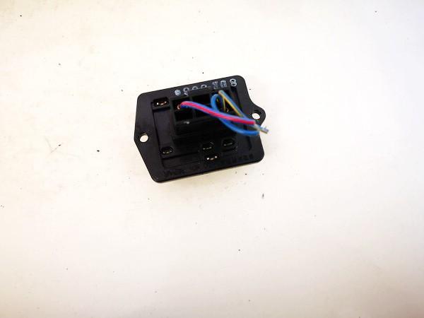 Heater Resistor (Heater Blower Motor Resistor) Mazda MPV 2003    2.0 used