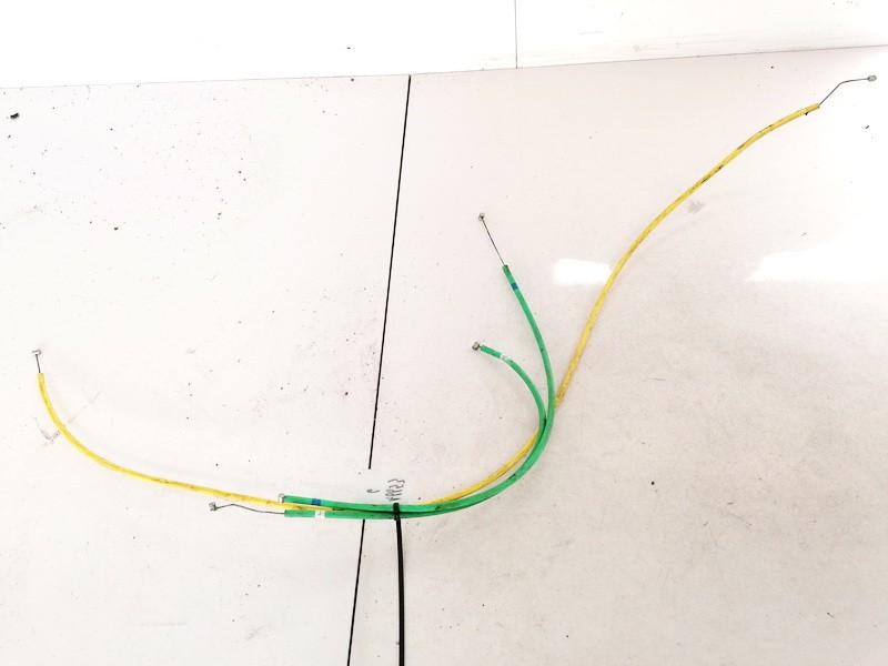 Black Heater Actuator Blend Cable Citroen Xantia 1996    1.9 USED