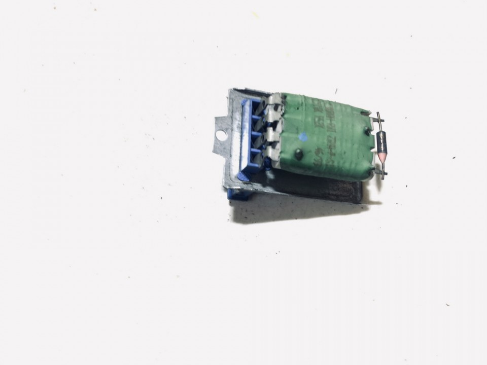 Heater Resistor (Heater Blower Motor Resistor) Ford Galaxy 2000    1.9 7M0959263E