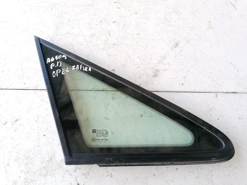 Fortke P.D. Opel Zafira 2004    2.0 USED