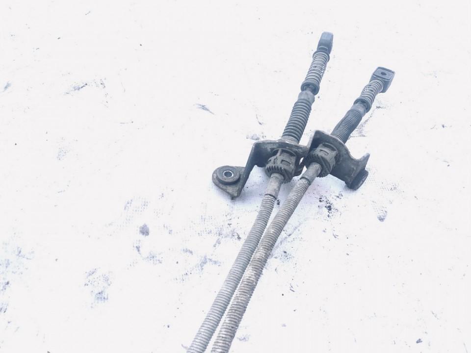 Begiu perjungimo kulisa mechanine Skoda Octavia 2007    2.0 1K0711049AT