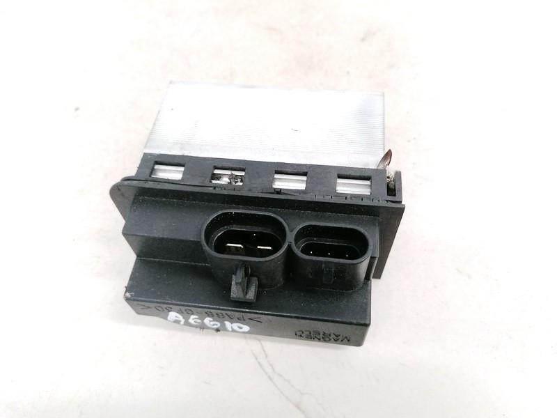 Heater Resistor (Heater Blower Motor Resistor) Renault Espace 1998    2.2 A43000400