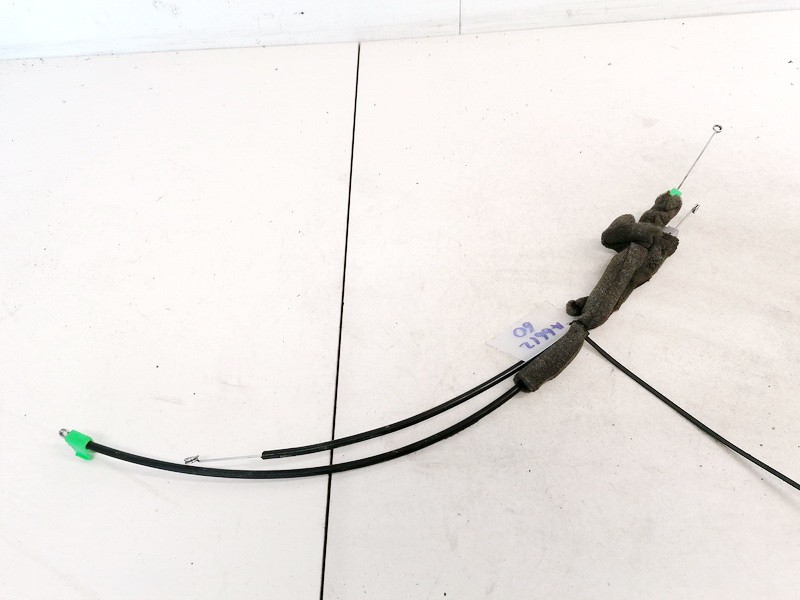 Black Heater Actuator Blend Cable Opel Astra 2000    2.0 USED