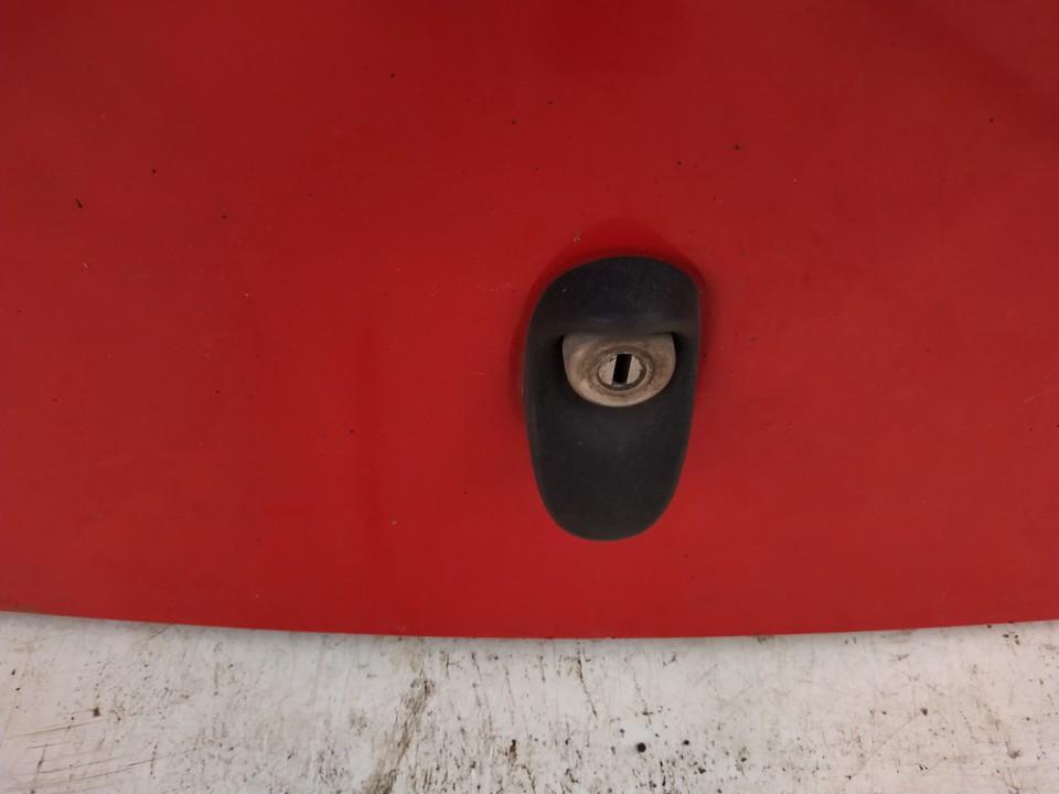 Galinio dangcio atidarymo rankenele isorine  (mikrikas) Toyota Yaris 2004    1.4 used